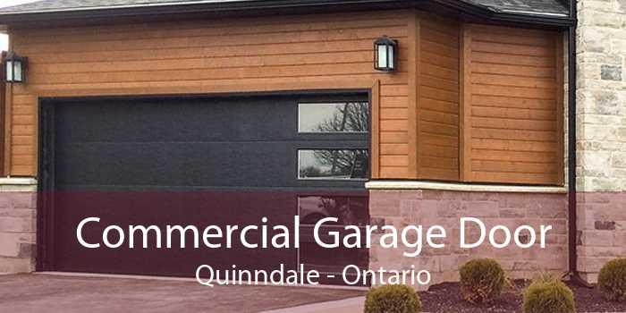 Commercial Garage Door Quinndale - Ontario