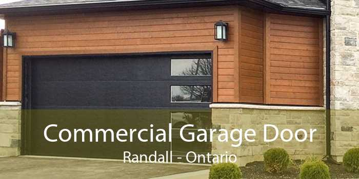 Commercial Garage Door Randall - Ontario