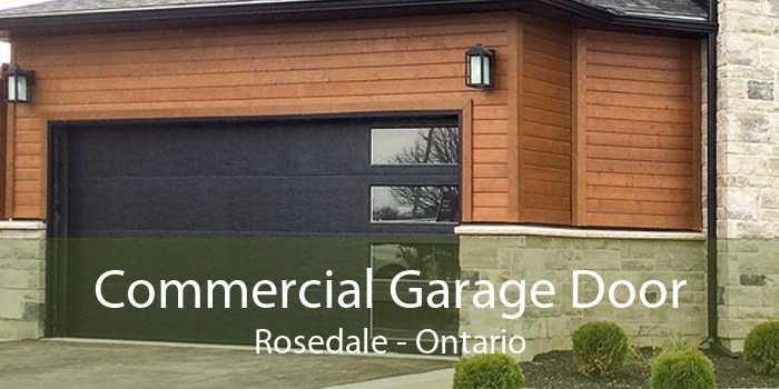 Commercial Garage Door Rosedale - Ontario