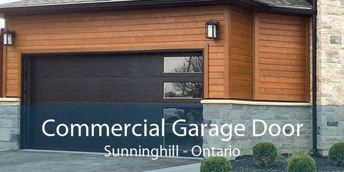Commercial Garage Door Sunninghill - Ontario