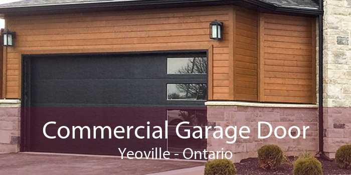 Commercial Garage Door Yeoville - Ontario