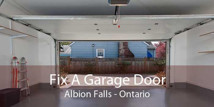 Fix A Garage Door Albion Falls - Ontario