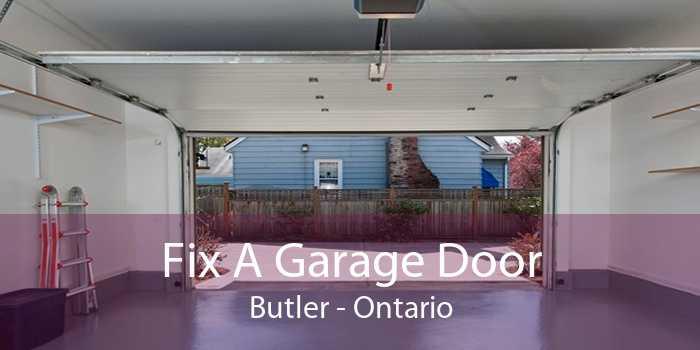 Fix A Garage Door Butler - Ontario