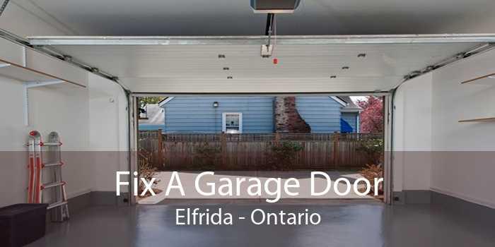 Fix A Garage Door Elfrida - Ontario
