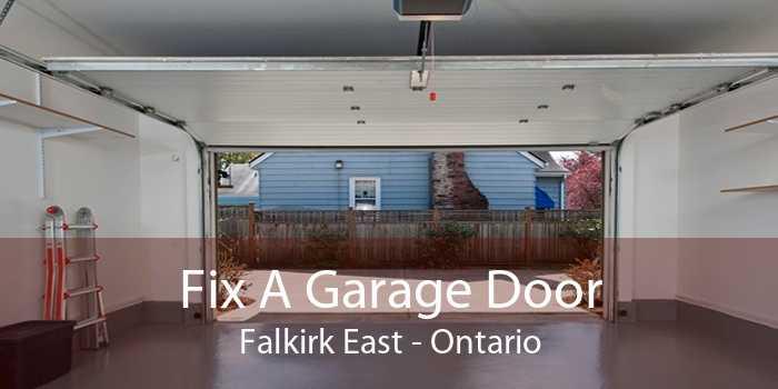 Fix A Garage Door Falkirk East - Ontario