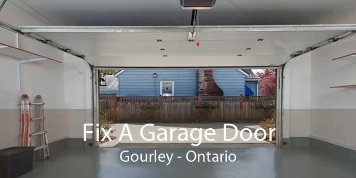 Fix A Garage Door Gourley - Ontario