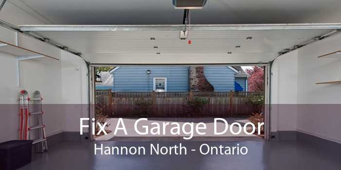 Fix A Garage Door Hannon North - Ontario