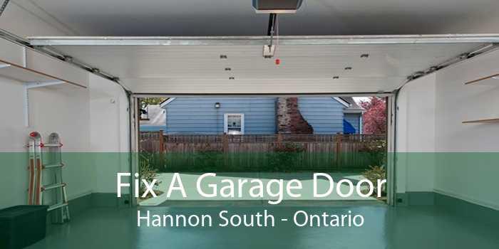 Fix A Garage Door Hannon South - Ontario