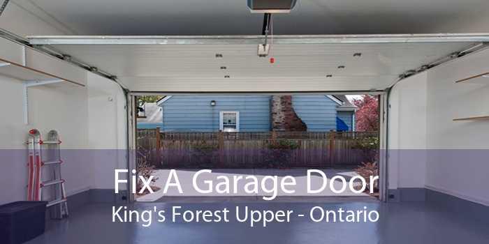 Fix A Garage Door King's Forest Upper - Ontario