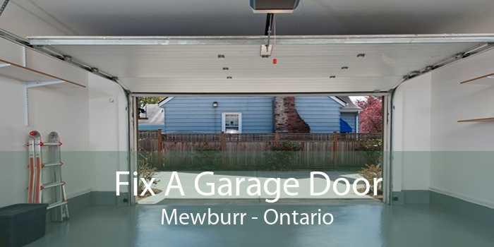 Fix A Garage Door Mewburr - Ontario