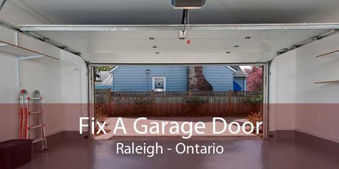Fix A Garage Door Raleigh - Ontario