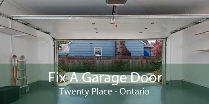 Fix A Garage Door Twenty Place - Ontario