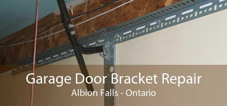 Garage Door Bracket Repair Albion Falls - Ontario