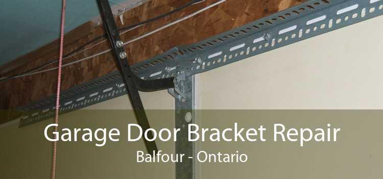 Garage Door Bracket Repair Balfour - Ontario