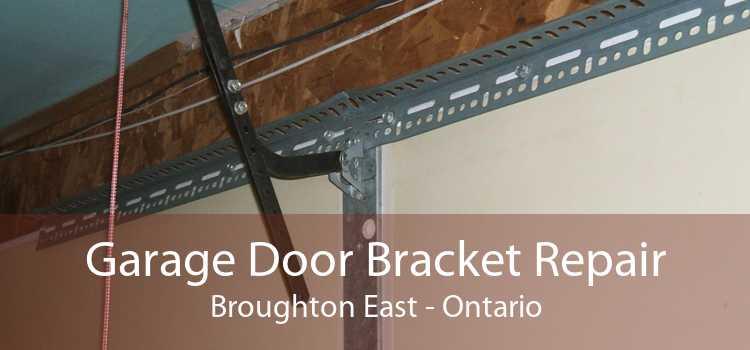 Garage Door Bracket Repair Broughton East - Ontario