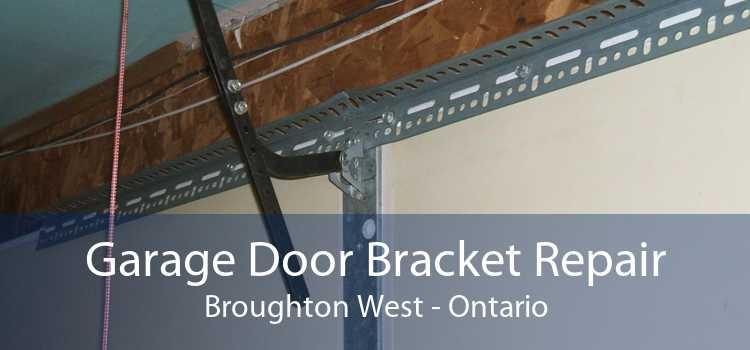 Garage Door Bracket Repair Broughton West - Ontario
