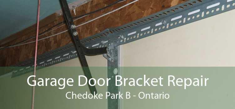 Garage Door Bracket Repair Chedoke Park B - Ontario