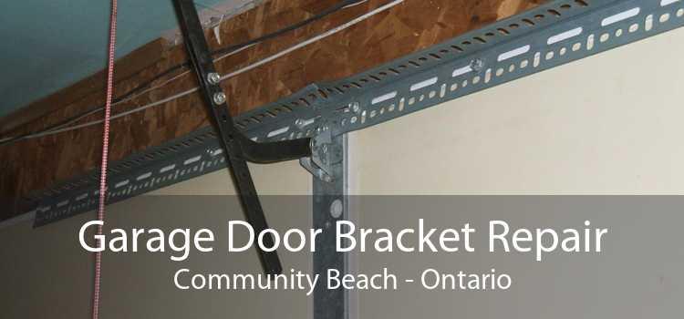 Garage Door Bracket Repair Community Beach - Ontario