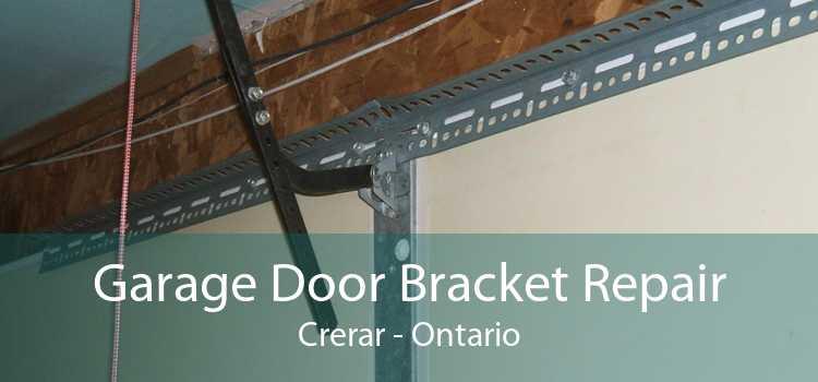 Garage Door Bracket Repair Crerar - Ontario