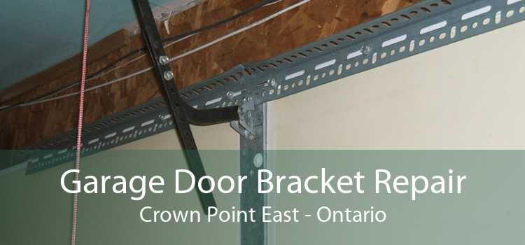 Garage Door Bracket Repair Crown Point East - Ontario