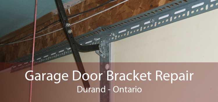 Garage Door Bracket Repair Durand - Ontario