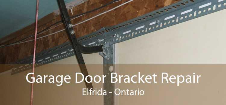 Garage Door Bracket Repair Elfrida - Ontario