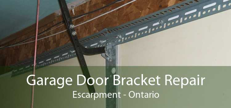 Garage Door Bracket Repair Escarpment - Ontario