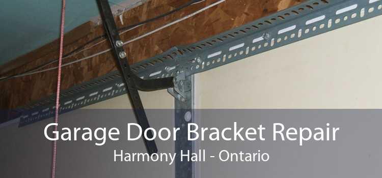 Garage Door Bracket Repair Harmony Hall - Ontario