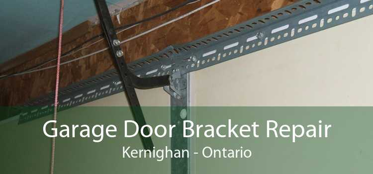 Garage Door Bracket Repair Kernighan - Ontario
