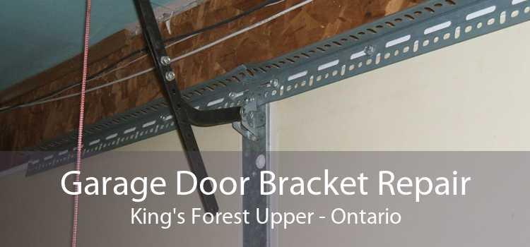 Garage Door Bracket Repair King's Forest Upper - Ontario