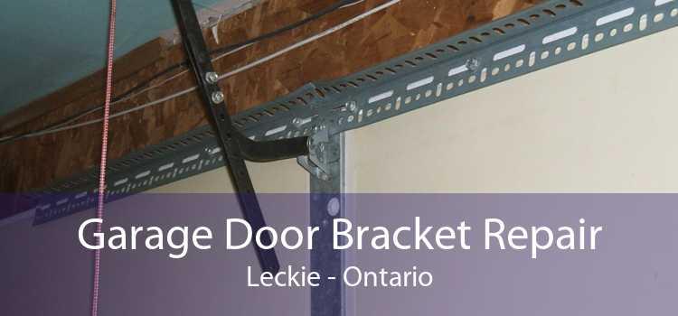 Garage Door Bracket Repair Leckie - Ontario