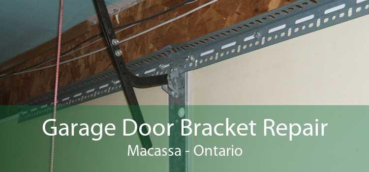 Garage Door Bracket Repair Macassa - Ontario