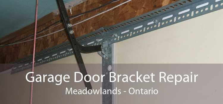 Garage Door Bracket Repair Meadowlands - Ontario