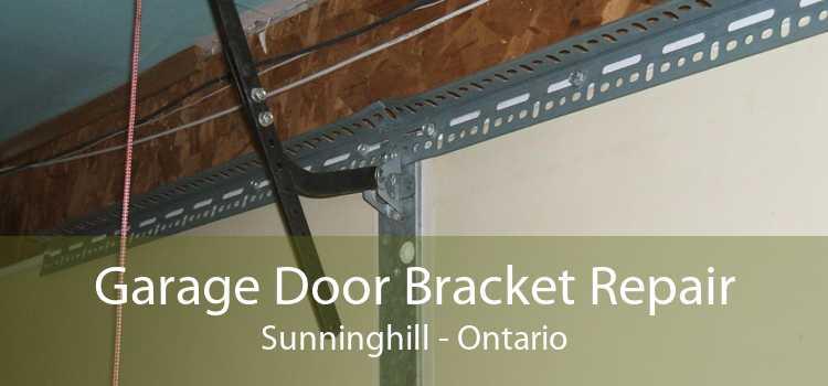 Garage Door Bracket Repair Sunninghill - Ontario