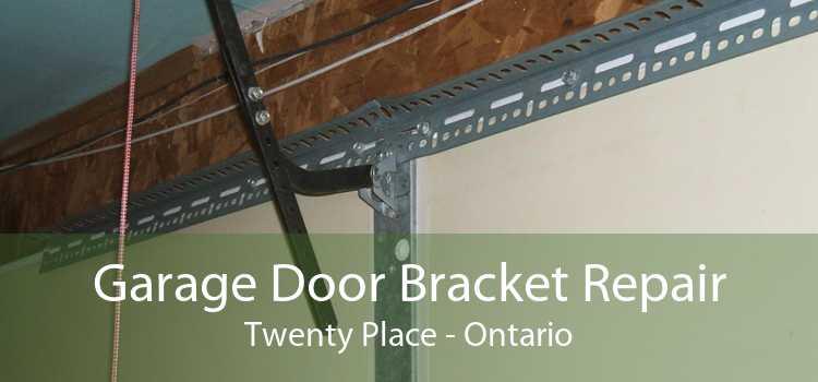 Garage Door Bracket Repair Twenty Place - Ontario