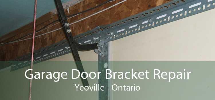 Garage Door Bracket Repair Yeoville - Ontario