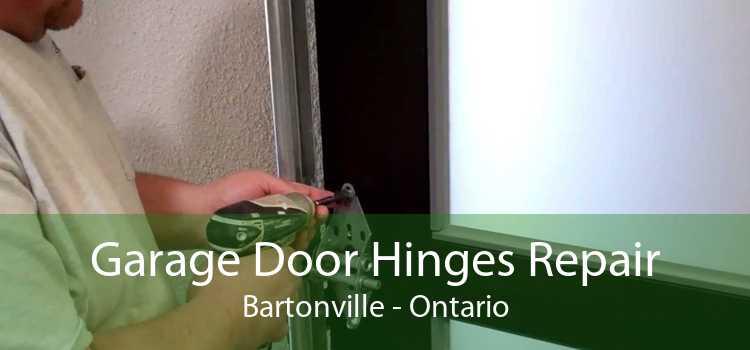 Garage Door Hinges Repair Bartonville - Ontario