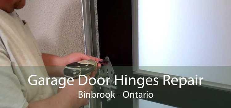 Garage Door Hinges Repair Binbrook - Ontario