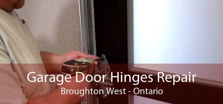 Garage Door Hinges Repair Broughton West - Ontario