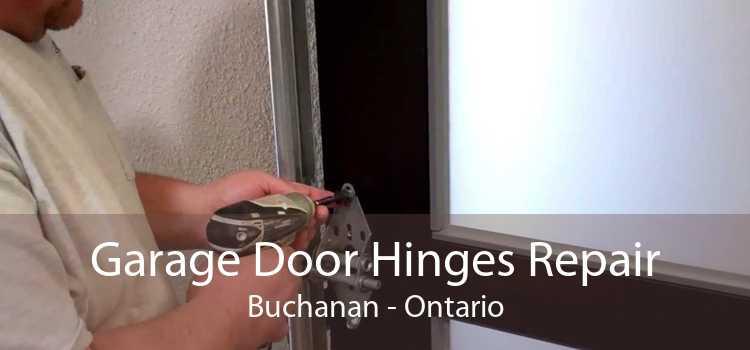 Garage Door Hinges Repair Buchanan - Ontario