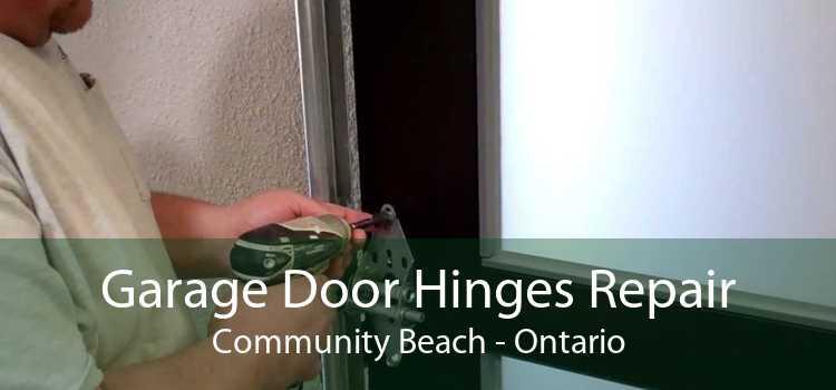 Garage Door Hinges Repair Community Beach - Ontario
