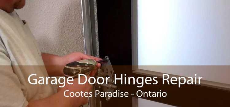 Garage Door Hinges Repair Cootes Paradise - Ontario