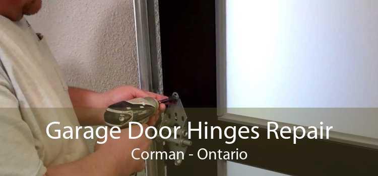 Garage Door Hinges Repair Corman - Ontario