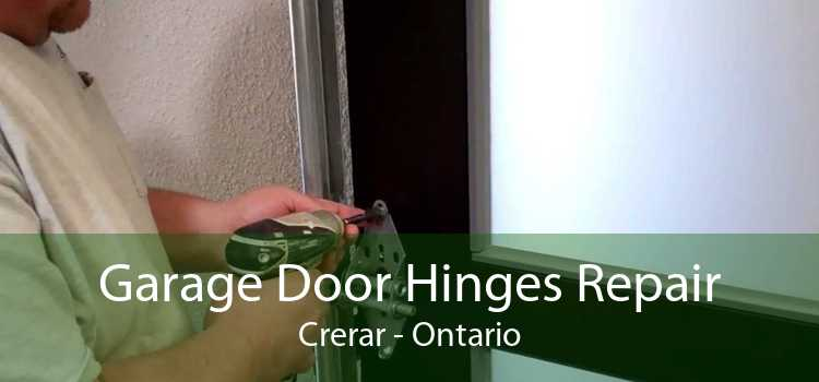 Garage Door Hinges Repair Crerar - Ontario