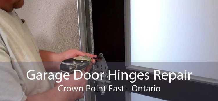 Garage Door Hinges Repair Crown Point East - Ontario
