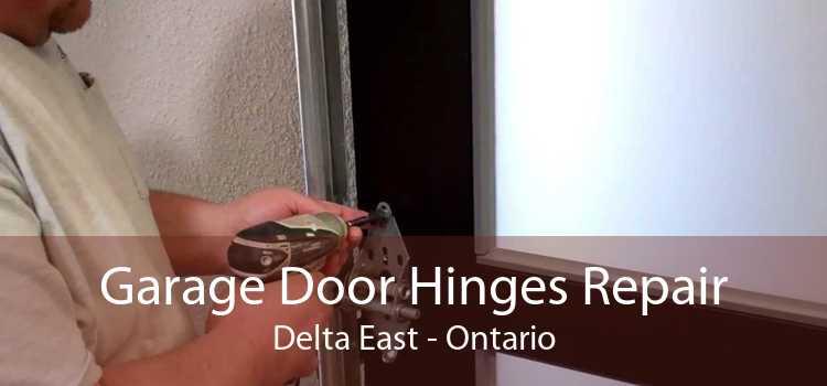 Garage Door Hinges Repair Delta East - Ontario