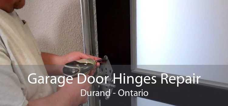 Garage Door Hinges Repair Durand - Ontario