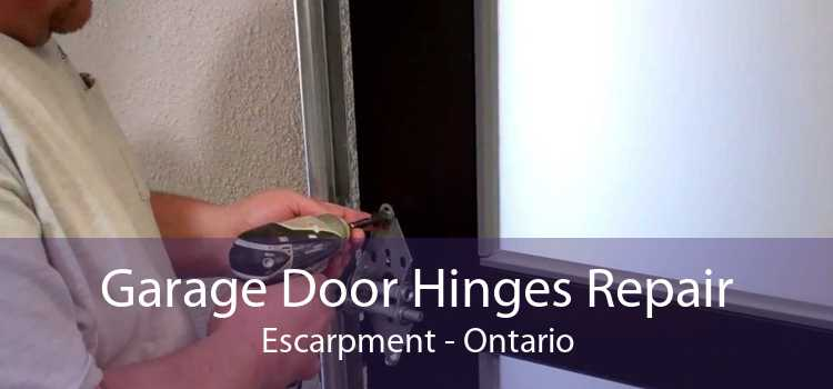 Garage Door Hinges Repair Escarpment - Ontario