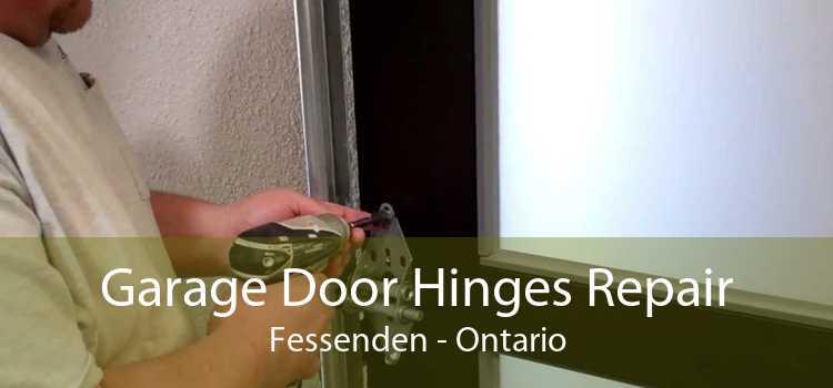 Garage Door Hinges Repair Fessenden - Ontario