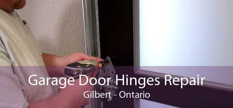 Garage Door Hinges Repair Gilbert - Ontario